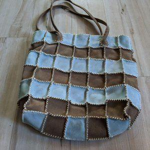 Vintage The Get Company Shoulder Bag Purse Tote Ch
